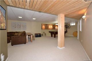 Photo 14: 11 Pitcairn Place in Winnipeg: Windsor Park Residential for sale (2G)  : MLS®# 1802937