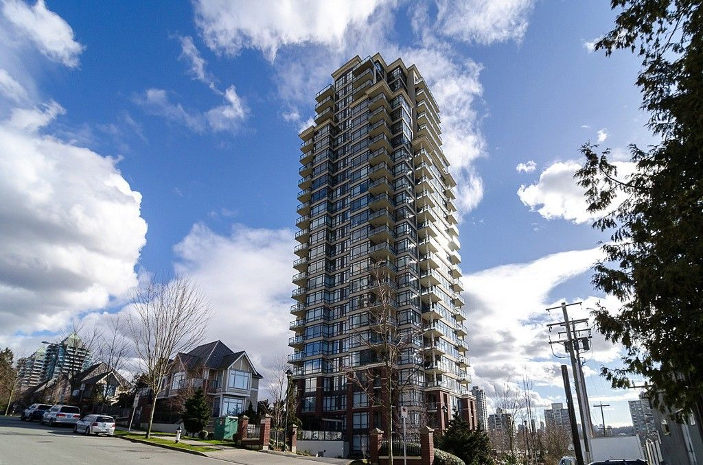 "Main Photo: 1203 4132 HALIFAX Street in Burnaby: Brentwood Park Condo for sale in ""MARQUIS GRANDE"" (Burnaby North)  : MLS®# V1048050"