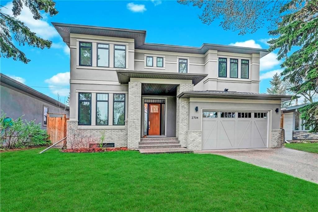 Main Photo: 2704 LIONEL Crescent SW in Calgary: Lakeview Detached for sale : MLS®# C4297137