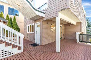"Photo 30: 15089 VICTORIA Avenue: White Rock House for sale in ""White Rock hillside"" (South Surrey White Rock)  : MLS®# R2591691"