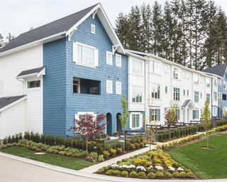 Photo 1: Unit 11 8168 136A Street in Surrey: Bear Creek Green Timbers Townhouse for sale : MLS®# R2370309