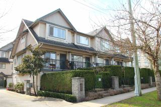 """Photo 1: 9 8500 JONES Road in Richmond: Brighouse South Townhouse for sale in """"Fiesta Town & Country"""" : MLS®# R2551389"""