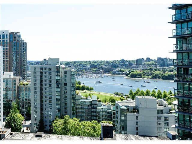 Main Photo: 1806 1372 SEYMOUR STREET in : Downtown VW Condo for sale : MLS®# V1071262