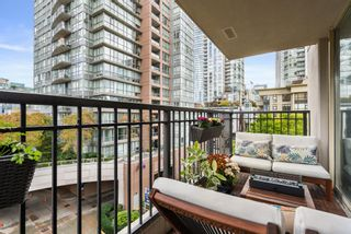 """Main Photo: 603 969 RICHARDS Street in Vancouver: Downtown VW Condo for sale in """"MONDRIAN"""" (Vancouver West)  : MLS®# R2627542"""