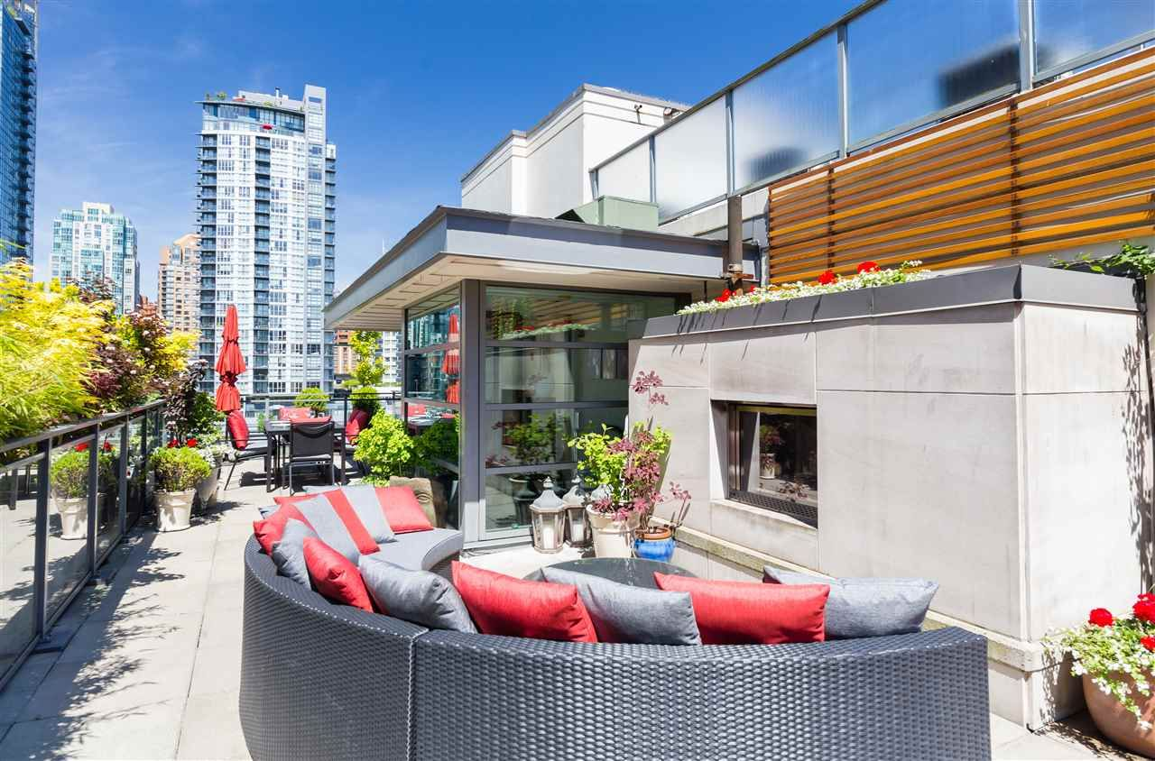 Main Photo: PH602 1168 RICHARDS STREET in : Yaletown Condo for sale (Vancouver West)  : MLS®# R2285395