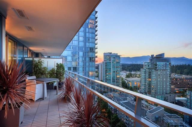 """Main Photo: 1602 1499 W PENDER Street in Vancouver: Coal Harbour Condo for sale in """"WEST PENDER PLACE"""" (Vancouver West)  : MLS®# R2174689"""