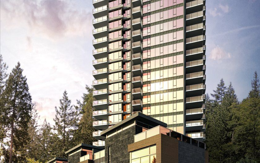 Main Photo: # 2203 3355 BINNING RD in Vancouver: University VW Condo for sale (Vancouver West)  : MLS®# V1066762