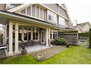 """Photo 19: 31 15450 ROSEMARY HEIGHTS Crescent in Surrey: Morgan Creek Townhouse for sale in """"THE CARRINGTON"""" (South Surrey White Rock)  : MLS®# R2133109"""