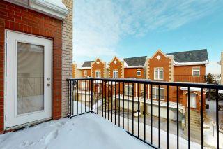 Photo 35: #6 8403 164 Avenue in Edmonton: Zone 28 Townhouse for sale : MLS®# E4229127