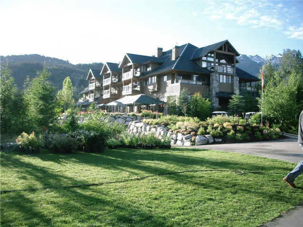 Main Photo: 202 8080 Nicklaus North Boulevard in Whistler: Green Lake Estates Condo for sale