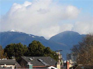 Photo 13: 1839 CREELMAN Avenue in Vancouver: Kitsilano 1/2 Duplex for sale (Vancouver West)  : MLS®# V1047236