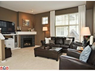 """Photo 2: 109 15152 62A Avenue in Surrey: Sullivan Station Townhouse for sale in """"UPLANDS"""" : MLS®# F1105019"""