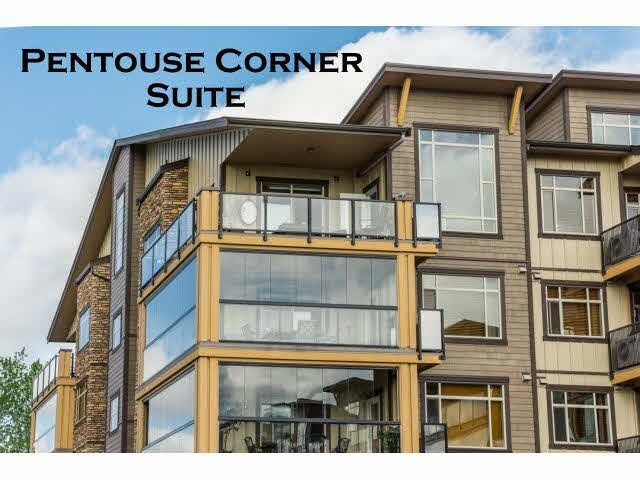 """""""Here it is! Penthouse corner suite with Southeasterly exposure in Yorkson Creek! Less than a year old"""