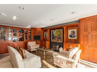 Photo 11: 5360 Seaside Pl in West Vancouver: Caulfeild House for sale : MLS®# V1124308