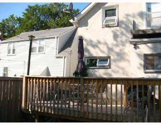 Photo 6: 839 SPRUCE Street in WINNIPEG: West End / Wolseley Residential for sale (West Winnipeg)  : MLS®# 2816908