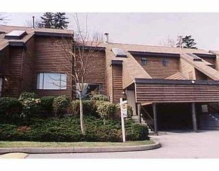 "Photo 1: 429 CARDIFF WY in Port Moody: College Park PM Townhouse for sale in ""EAST HILL"" : MLS®# V569582"