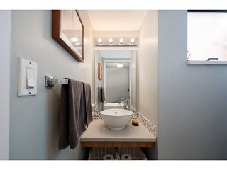 """Photo 13: 3 503 E PENDER Street in Vancouver: Mount Pleasant VE Townhouse for sale in """"Jackson Gardens"""" (Vancouver East)  : MLS®# V1035790"""