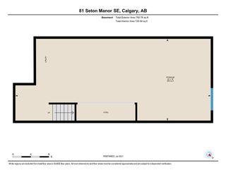 Photo 32: 81 Seton Manor SE in Calgary: Seton Detached for sale : MLS®# A1134436