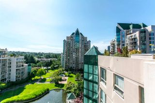 """Photo 7: 905 1199 EASTWOOD Street in Coquitlam: North Coquitlam Condo for sale in """"Selkirk"""" : MLS®# R2091861"""