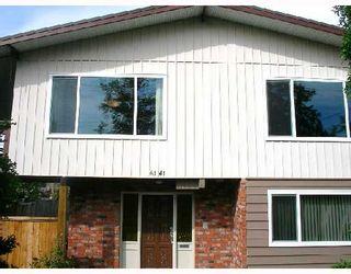Photo 1: 6141 IMPERIAL Street in Burnaby: Upper Deer Lake House for sale (Burnaby South)  : MLS®# V732381