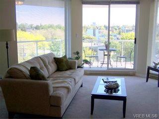 Photo 3: 402 1015 Pandora Ave in VICTORIA: Vi Downtown Condo for sale (Victoria)  : MLS®# 686982