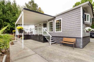 """Photo 2: 42 145 KING EDWARD Street in Coquitlam: Maillardville Manufactured Home for sale in """"MILL CREEK VILLAGE"""" : MLS®# R2509397"""