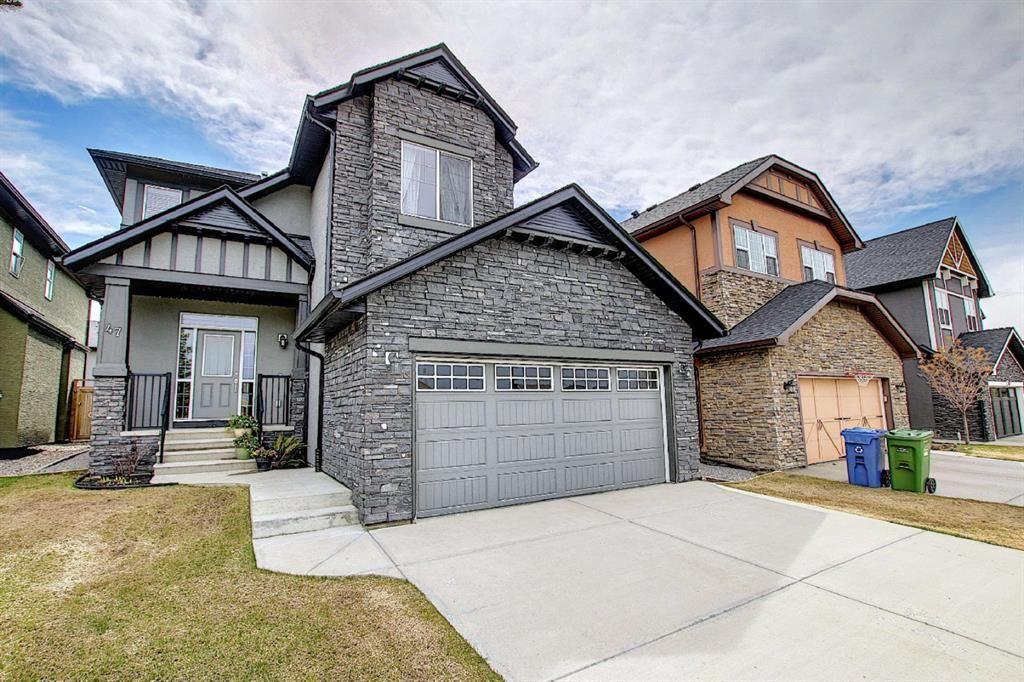 Main Photo: 47 Aspenshire Drive SW in Calgary: Aspen Woods Detached for sale : MLS®# A1124845