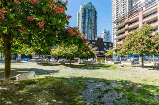"""Photo 25: 1610 977 MAINLAND Street in Vancouver: Yaletown Condo for sale in """"Yaletown Park 3"""" (Vancouver West)  : MLS®# R2579634"""