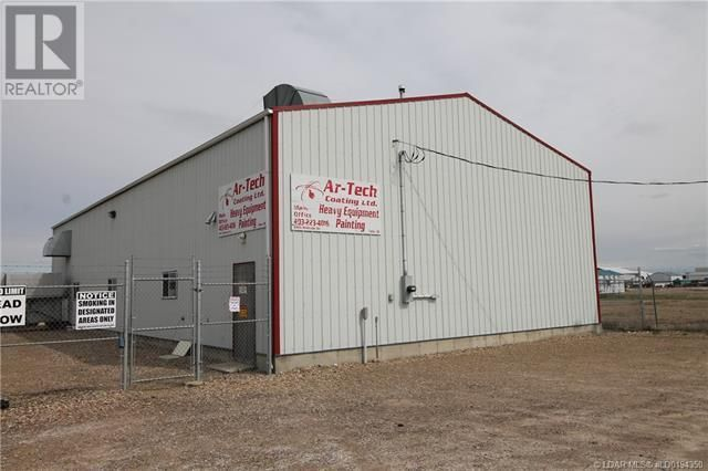 Main Photo: 6209 60 Street in Taber: Industrial for sale : MLS®# A1131757