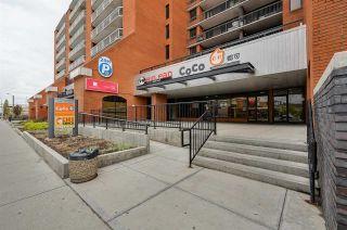 Photo 25: 604C 10145 109 Street in Edmonton: Zone 12 Condo for sale : MLS®# E4245045