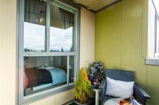 "Photo 17: 408 12075 228 Street in Maple Ridge: East Central Condo for sale in ""RIO"" : MLS®# R2540322"