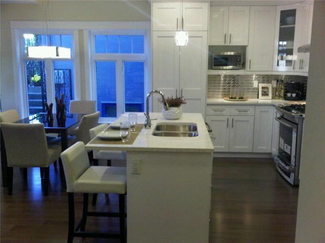Photo 6: Photos: 2762 W 3RD AV in : Kitsilano 1/2 Duplex for sale : MLS®# V852882