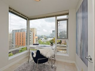 "Photo 10: 906 1650 W 7TH Avenue in Vancouver: Fairview VW Condo for sale in ""Virtu"" (Vancouver West)  : MLS®# R2307388"