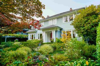 Photo 2: 1439 DEVONSHIRE Crescent in Vancouver: Shaughnessy House for sale (Vancouver West)  : MLS®# R2504843