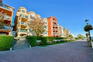 Photo 1: 124 3 RIALTO COURT in New Westminster: Quay Condo for sale : MLS®# R2117666