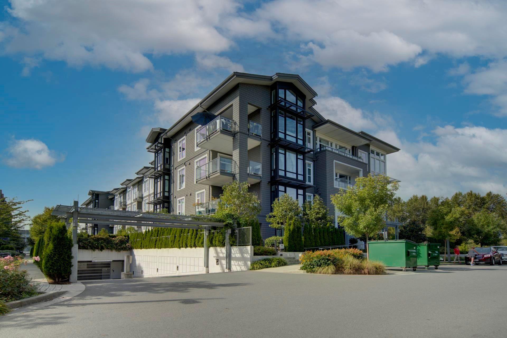 "Main Photo: 302 2393 RANGER Lane in Port Coquitlam: Riverwood Condo for sale in ""Fremont Emerald"" : MLS®# R2624743"