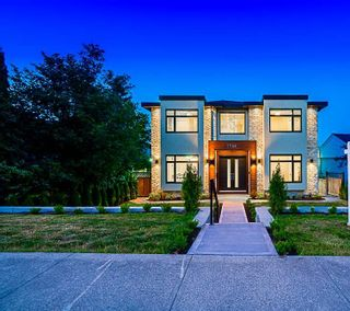 Photo 1: 7756 CARIBOO Road in Burnaby: The Crest House for sale (Burnaby East)  : MLS®# R2339277