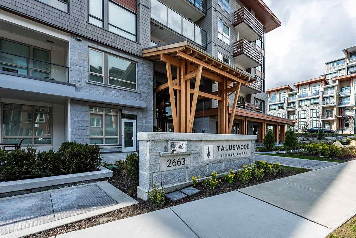 """Main Photo: 104 2663 LIBRARY Lane in North Vancouver: Lynn Valley Condo for sale in """"TALUSWOOD"""" : MLS®# R2549738"""
