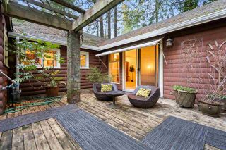 Photo 20: 3275 CAPILANO Crescent in North Vancouver: Capilano NV House for sale : MLS®# R2531972