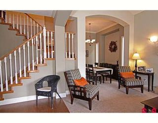 """Photo 3: 6814 198B Street in Langley: Willoughby Heights House for sale in """"ROUTELY WYND"""""""