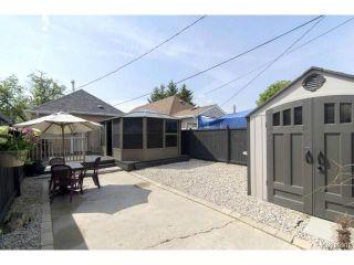 Photo 18: 281 Ferry Road in WINNIPEG: St James Residential for sale (West Winnipeg)  : MLS®# 1514020