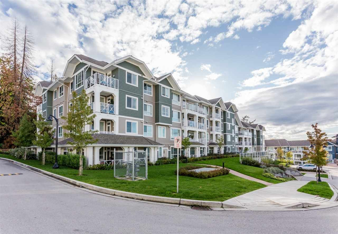 """Main Photo: 314 16388 64 Avenue in Surrey: Cloverdale BC Condo for sale in """"The Ridge at Bose Farms"""" (Cloverdale)  : MLS®# R2213779"""