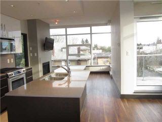 """Photo 2: 404 1088 W 14TH Avenue in Vancouver: Fairview VW Condo for sale in """"COCO"""" (Vancouver West)  : MLS®# V1044068"""