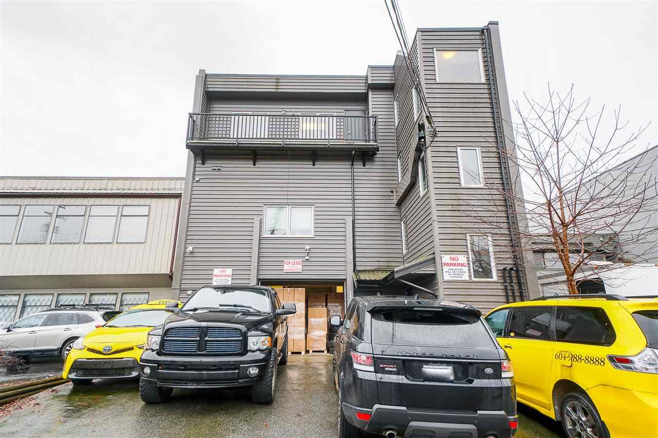 Main Photo: 1465 RUPERT Street in North Vancouver: Lynnmour Industrial for sale : MLS®# C8035945