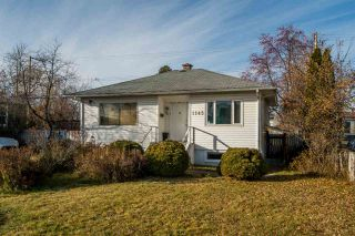 Photo 1: 1145 BURDEN Street in Prince George: Central House for sale (PG City Central (Zone 72))  : MLS®# R2416658