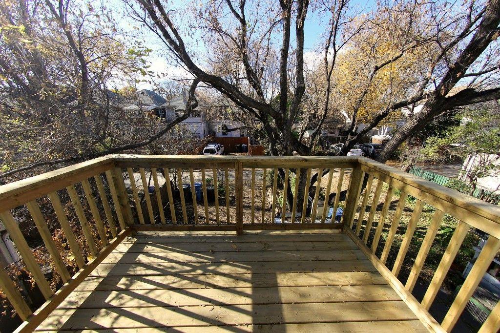 Photo 24: Photos: 496 Stiles Street in Winnipeg: Wolseley Single Family Detached for sale (West Winnipeg)  : MLS®# 1527832