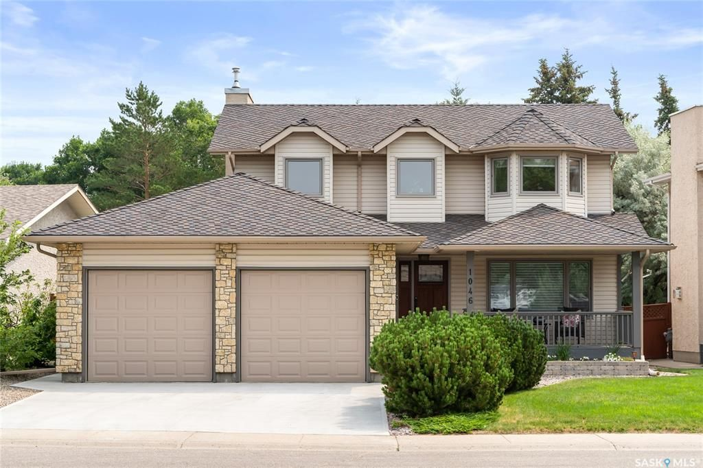 Main Photo: 1046 Wascana Highlands in Regina: Wascana View Residential for sale : MLS®# SK864511