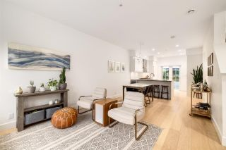 """Main Photo: 3 1133 RIDGEWOOD Drive in North Vancouver: Edgemont Townhouse for sale in """"Edgemont Walk"""" : MLS®# R2592697"""