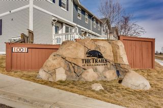 Photo 26: 1603 1001 8 Street NW: Airdrie Row/Townhouse for sale : MLS®# A1014207