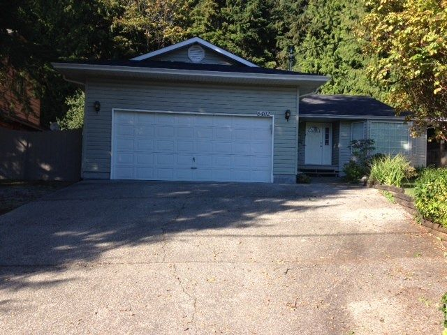 Main Photo: 6402 MARMOT Road in Sechelt: Sechelt District House for sale (Sunshine Coast)  : MLS®# R2112360